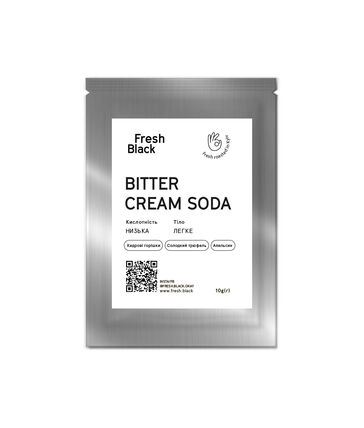 BITTER CREAM SODA