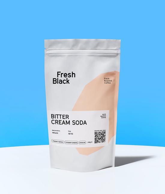 BITTER CREAM SODA