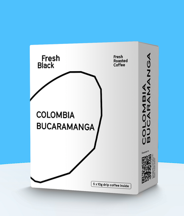 Кофе в дрипах COLOMBIA BUCARAMANGA