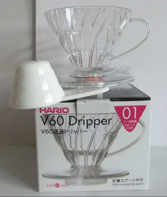 Пуровер пластик V60 Hario